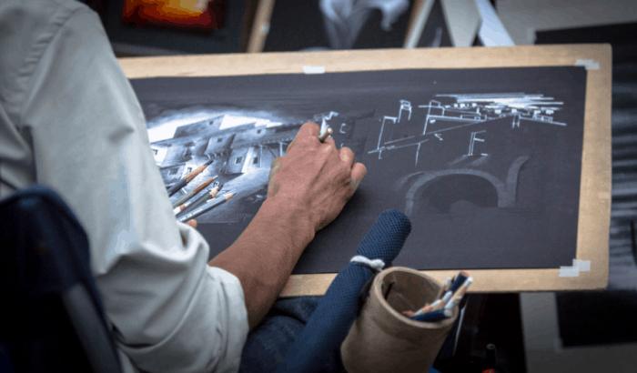 Cara Membuat Scrapframe Handmade