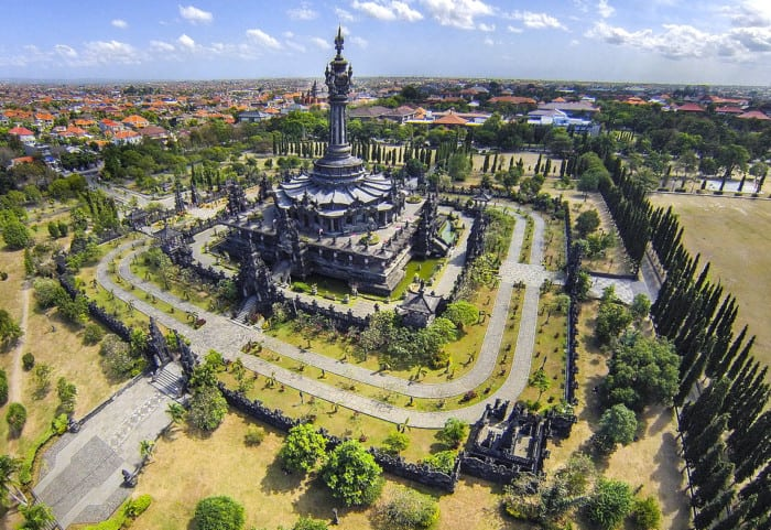 Kota Termaju, Terbaik, Terbersih, Terindah Denpasar