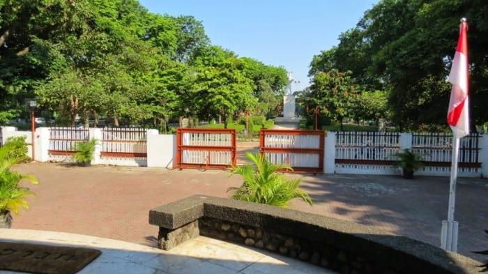 Taman Surabaya Taman Mpu Tantular