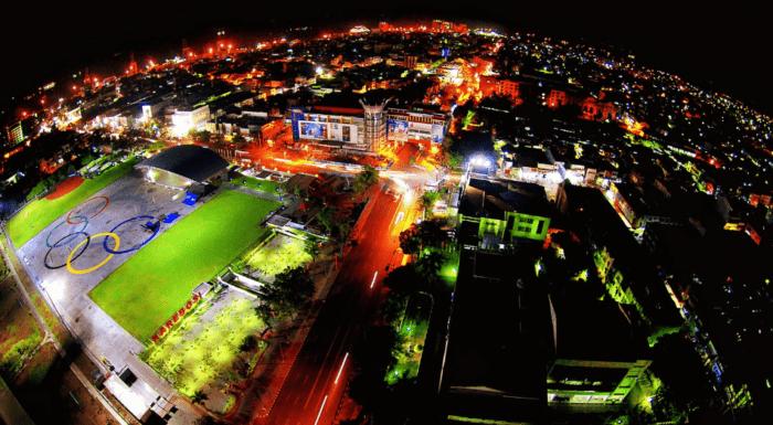 Kota Termaju, Terbaik, Terbersih, Terindah Makassar