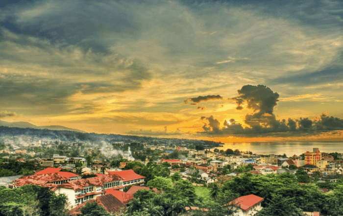 Kota Termaju, Terbaik, Terbersih, Terindah Manado