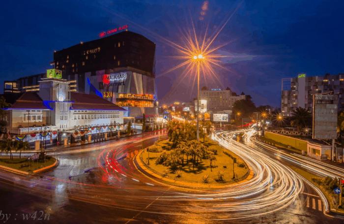 Kota Termaju, Terbaik, Terbersih, Terindah Semarang