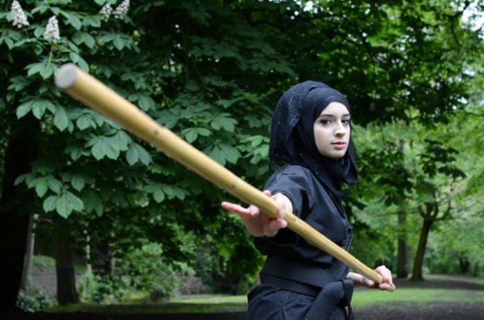 Muslimah Tangguh