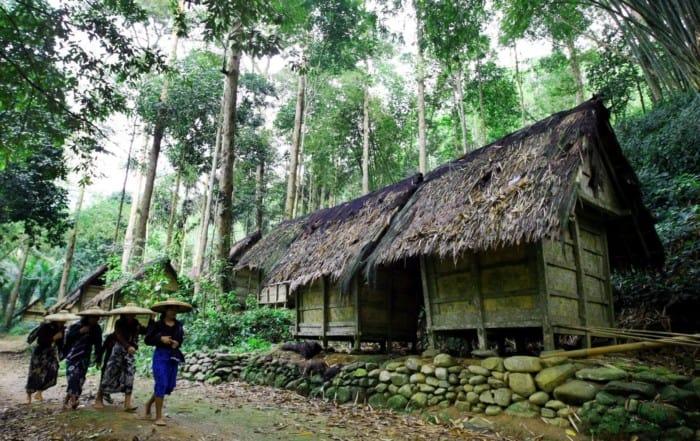 Rumah Adat Banten Rumah Badui