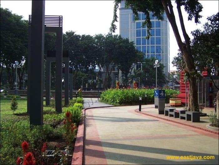 Taman Surabaya Taman Bungkul