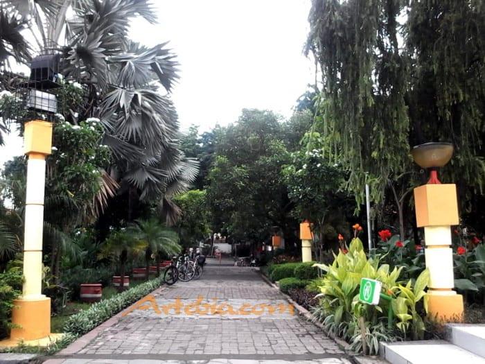Taman Surabaya Taman Apsari