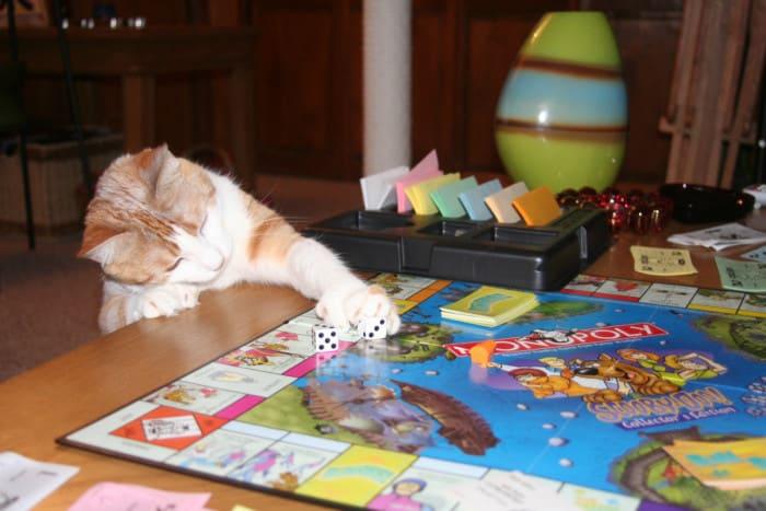 Permainan Masa Lalu Bermain Monopoli