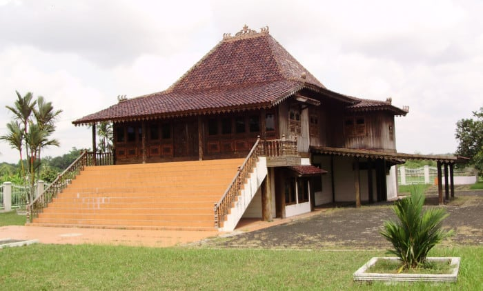 85 Gambar Rumah Adat Dari Jawa Barat HD Terbaik