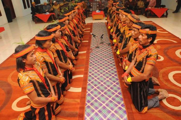 Sejarah Tari Saman Aceh | Video, Gambar, Lirik Lagu, Gerakan