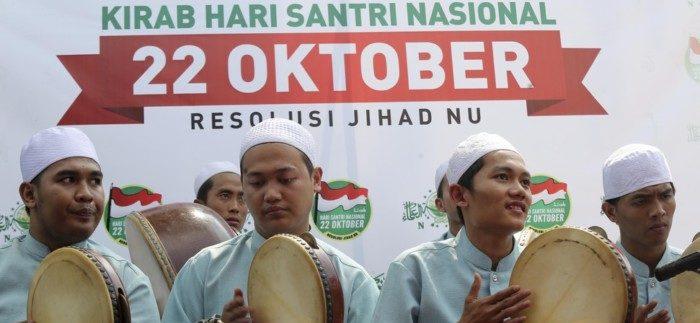 Hari Santri Nasional Resolusi Jihad Umat