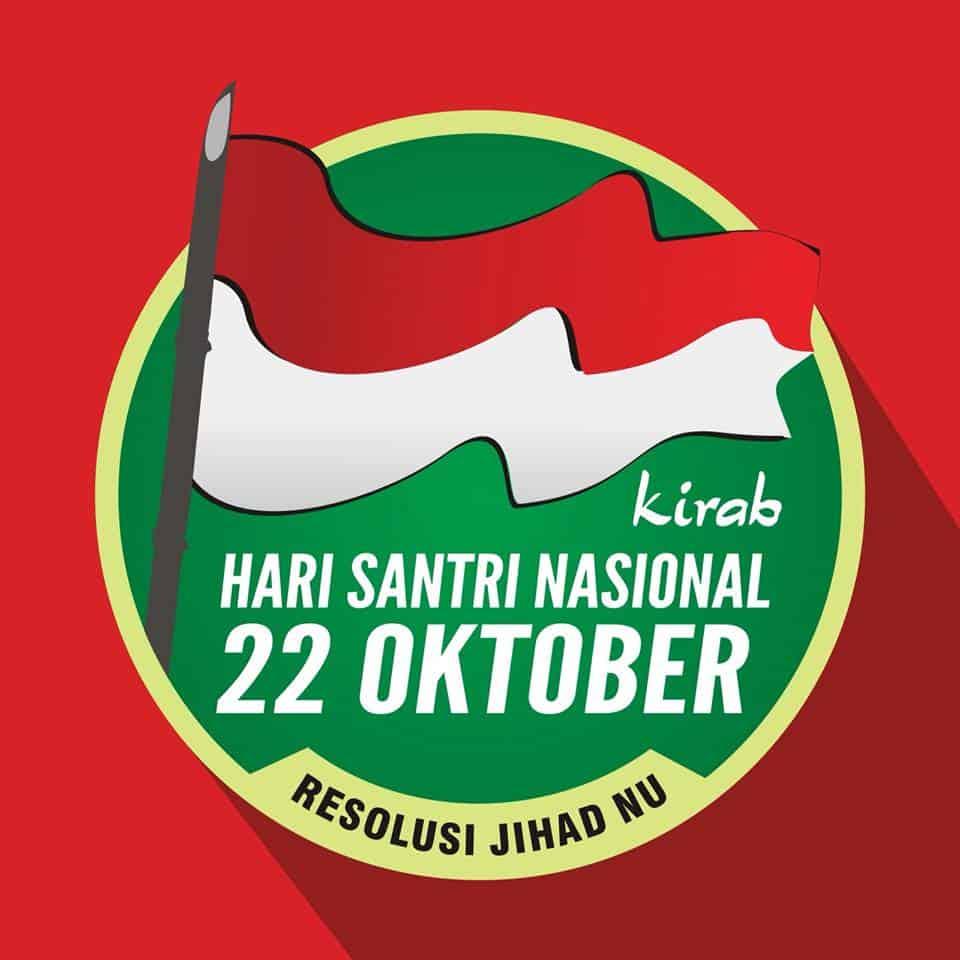 22 Oktober Hari Santri Nasional