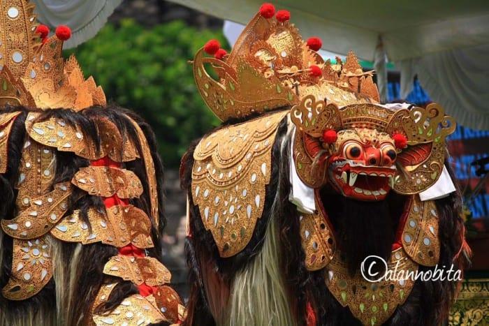 Tari Tradisional Barong