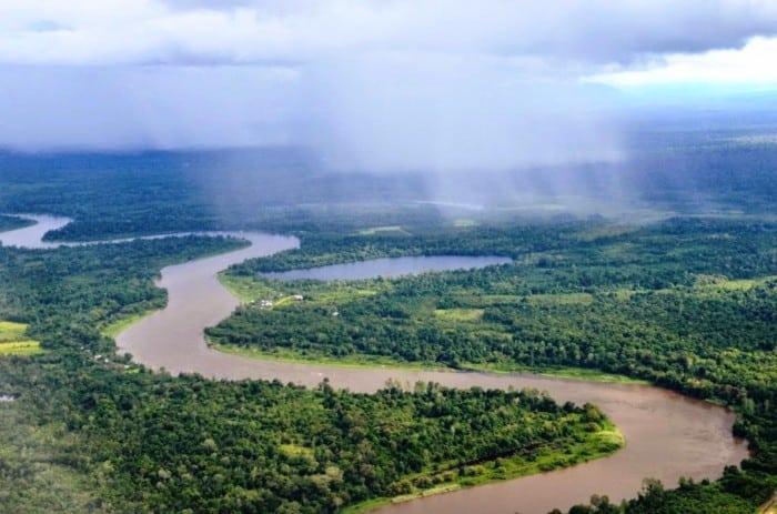 Hutan Lindung Betung Kerihun Kalimantan