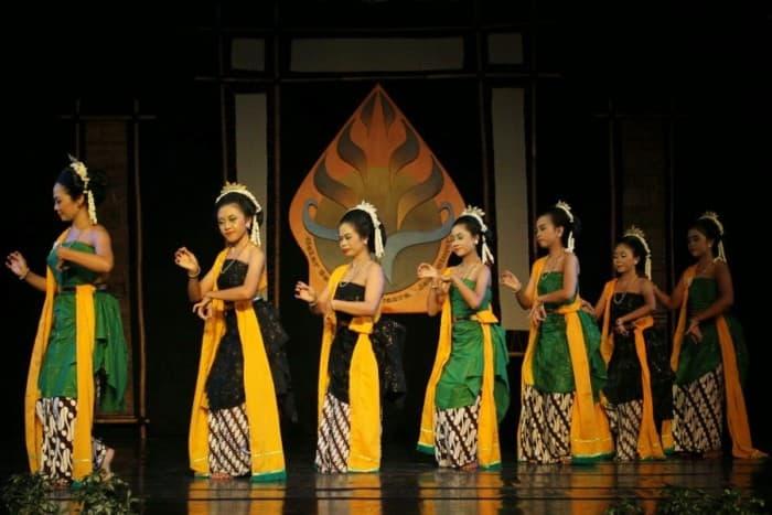 Sejarah Tari Gambyong Gambar Gerakan Kostum Properti Lengkap