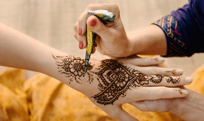 7 Cara Membuat Henna Bubuk Sendiri Alami Mudah Sederhana Lengkap