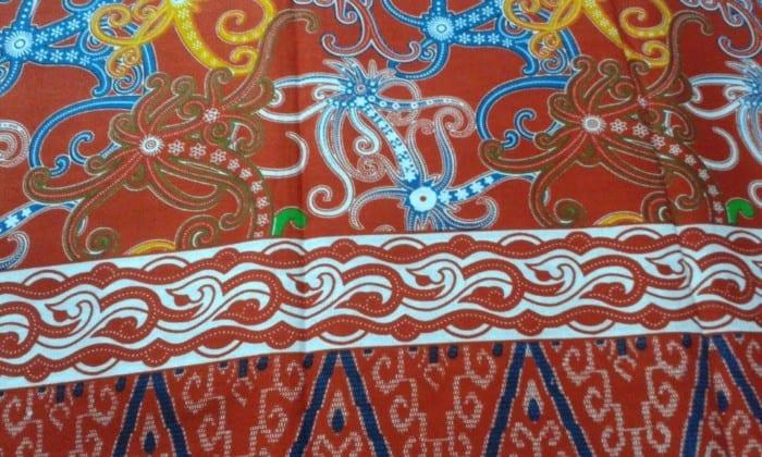Batik Dayak Kalimantan Barat