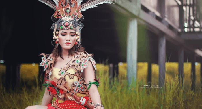 Dayak Wallpaper