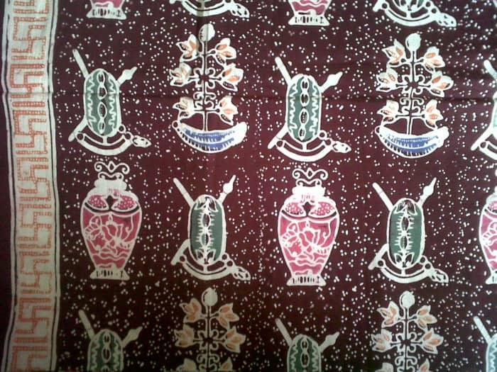 Batik Dayak Kalimantan Tengah