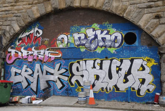 Grafiti Tulisan
