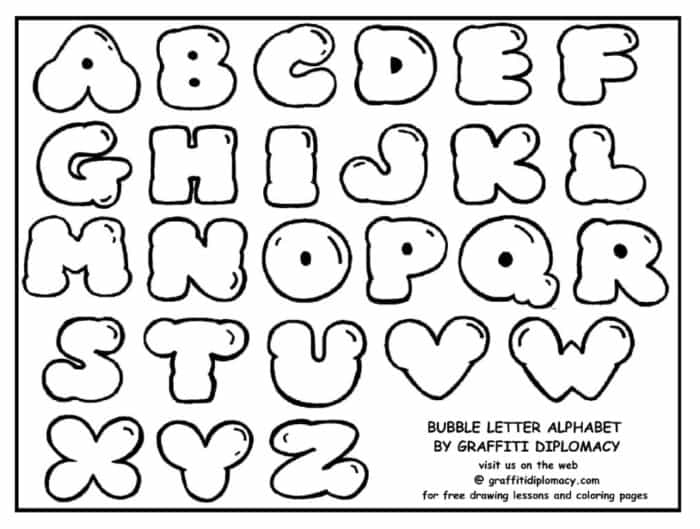 150 Gambar Grafiti Tulisan Huruf Nama 3d Simple Mudah Keren
