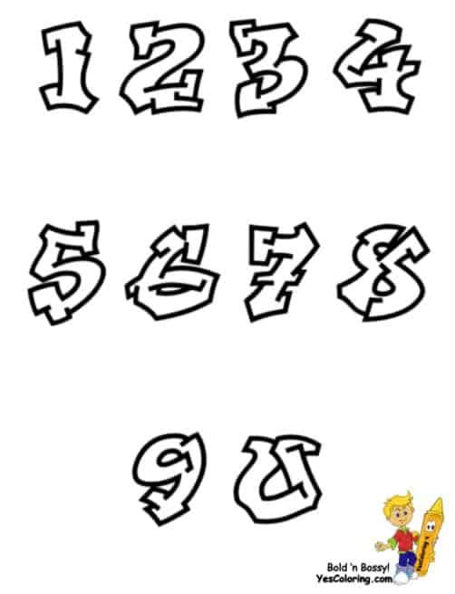 58 Gambar Huruf Alfabet Keren HD