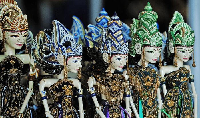 21 - Jenis Jenis Wayang Dalam Bahasa Jawa