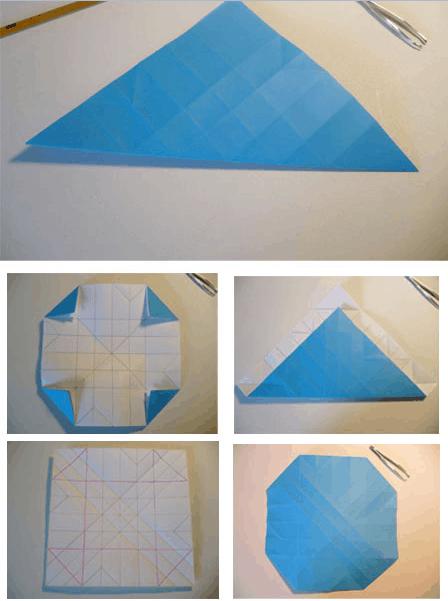 7 Cara Membuat Origami Beserta Gambarnya [Seni Melipat Kertas]