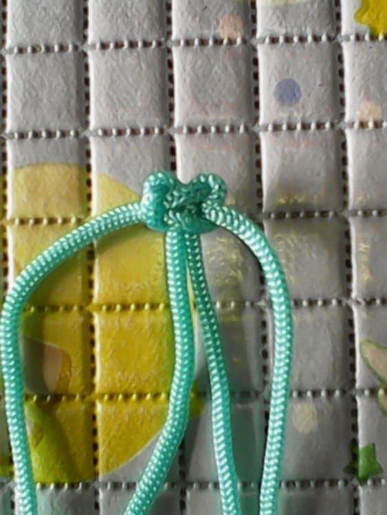 Cara Membuat Tas dari Tali Kur Cantik