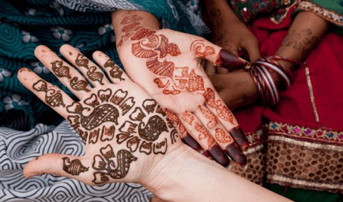 Gambar Henna