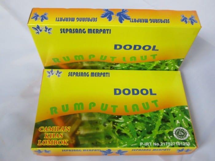 Dodol Khas Lombok