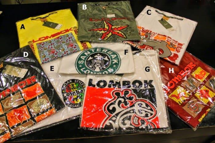 Pakaian Khas Lombok