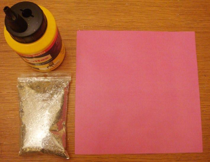 Membuat Origami