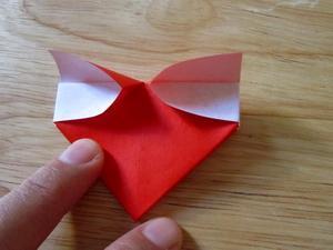 Bunga dari Origami