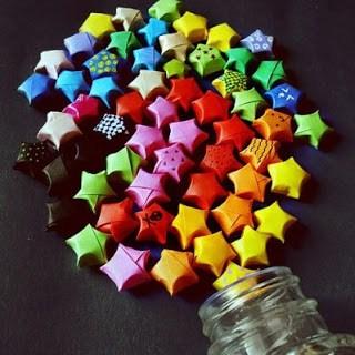 Cara Membuat Kreasi dari Kertas Origami