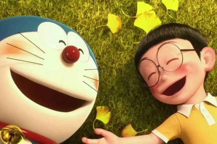 Download Foto Kartun Doraemon Stand By Me Doraemon