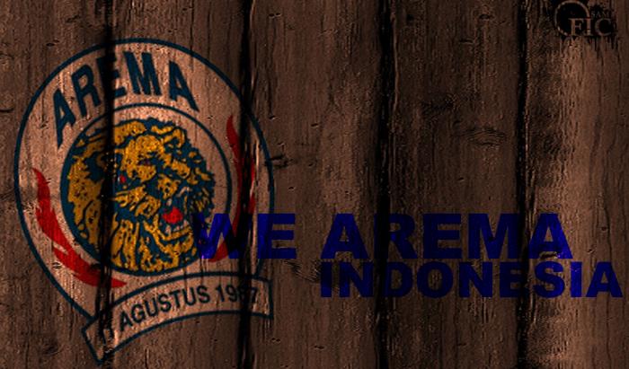 150 Gambar Foto Aremania Malang Wallpaper Grafiti Lambang Arema Keren