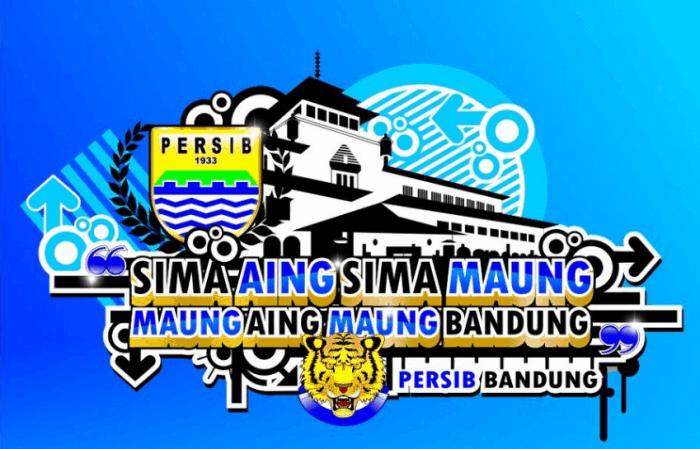 150 Gambar Foto Bobotoh Persib Bandung Wallpaper Grafiti Lengkap