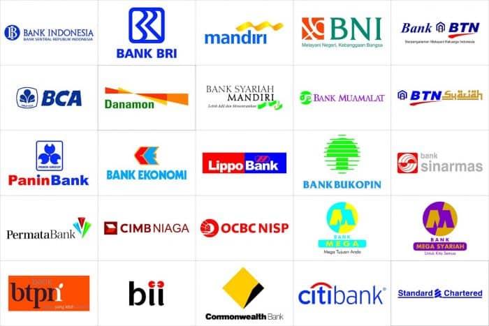 Kode Bank Mandiri, BRI, BCA, BTN, BJB, BNI Syariah ...