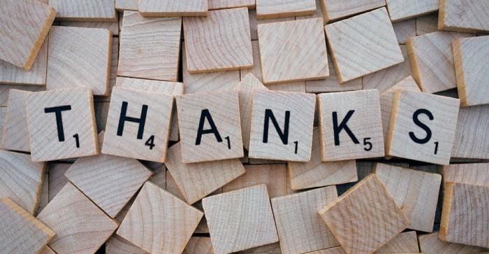 Ucapan Terimakasih dalam Bahasa Arab