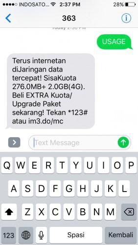Cara Cek Kuota Indosat Cek Nomor Cek Pulsa Cek Bonus 2017 Terbaru