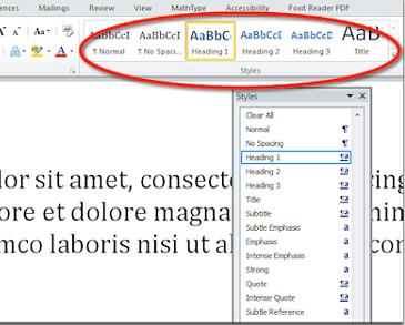 Cara Mudah Membuat Daftar Isi Otomatis Dalam Waktu 10 Menit Semua Word