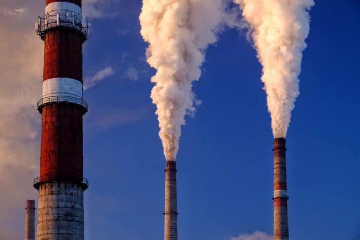 Penyebab Global Warming