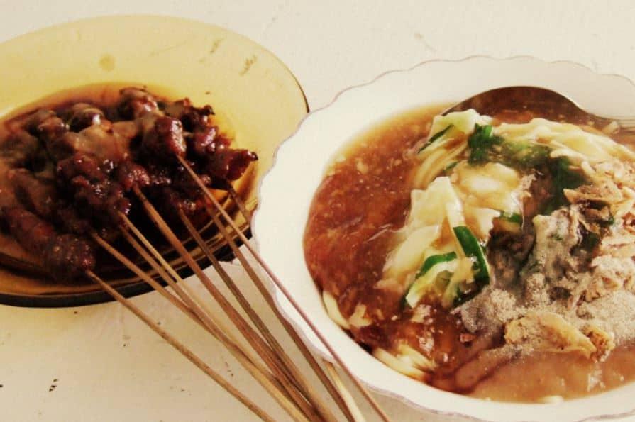 makanan khas jateng