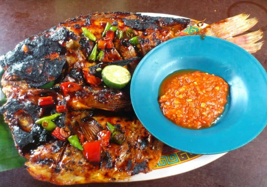 makanan papua