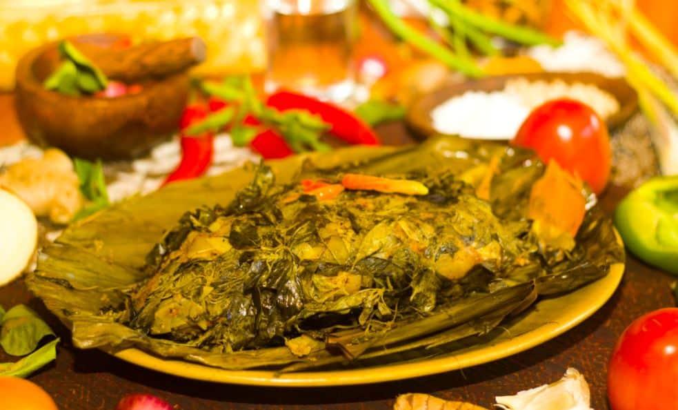 masakan khas papua