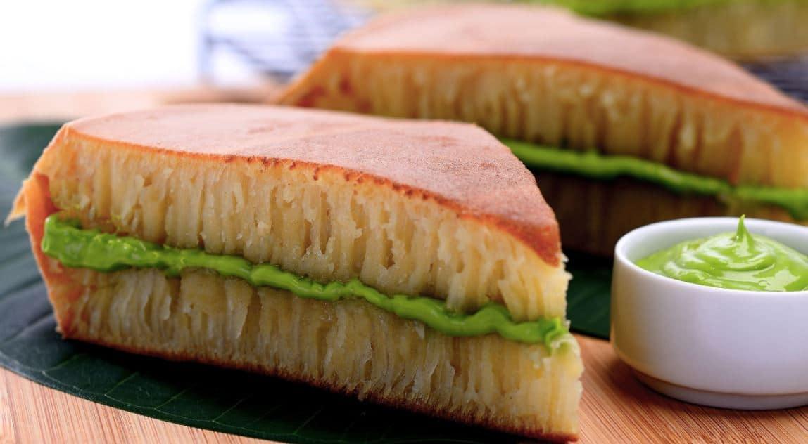 kue khas papua