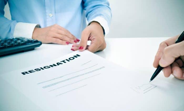30 Contoh Surat Pengunduran Diri Resign Dalam Berbagai Kasus