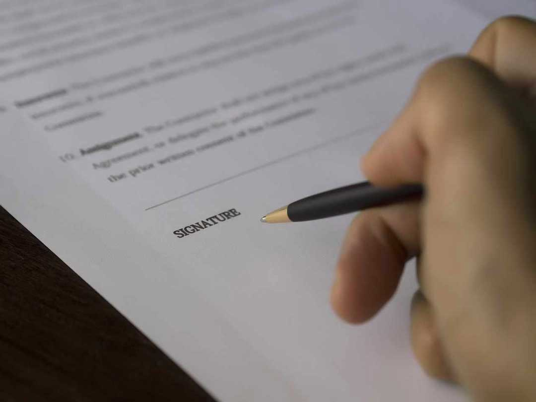 17 Contoh Surat Perjanjian Jual Beli Kerjasama Hutang Sewa Dll