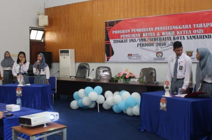 Contoh Surat Resmi Osis Sahabatnesia
