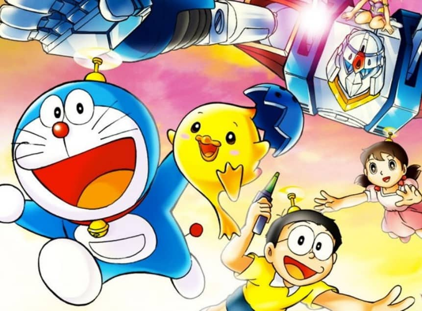 Download 1060+ Wallpaper Doraemon Hd Terbaru HD Paling Keren
